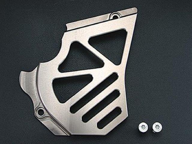 送料無料 アエラ AELLA スプロケット関連パーツ 削り出しスプロケットカバー レーシングタイプ チタン
