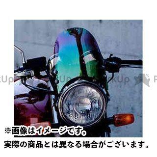 タカツ ゼファー ゼファー カイ エアロメーターバイザー カラー:チタンカラーミラー TAKATSU