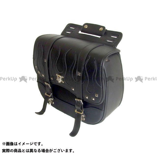 送料無料 Xross クロス ツーリング用バッグ SADDLE SINGLE サドルバッグ サイドバッグ YFF-001-3S