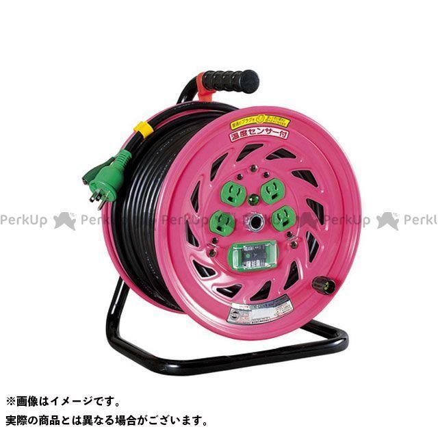 日動工業 NF-EB34N 電工ドラム(15A・30M)アースブレーカーツキ ニチドウコウギョウ