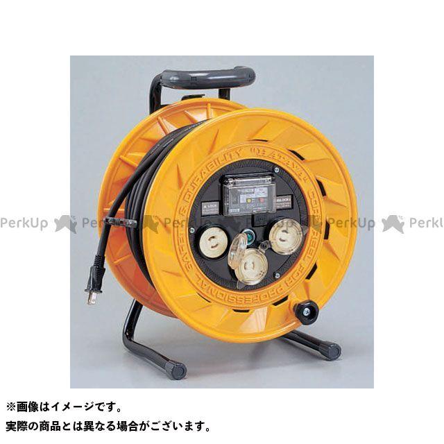 送料無料 HATAYA ハタヤ メンテナンスグッズ BR-301 コードリール 100V(ソフトンVCT・30M)