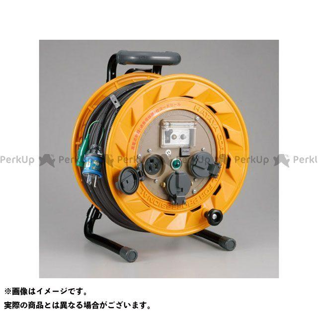 HATAYA BR-501KX コードリール 100V(ソフトンVCT・50M) ハタヤ