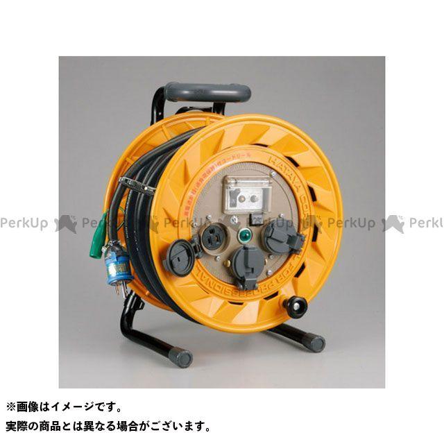 HATAYA BL-331K コードリール 100V接地付(ソフトンVCT・30M ハタヤ