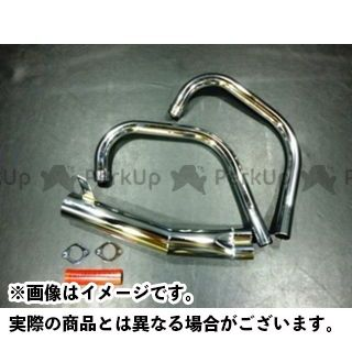 マッドスター GSX250E G-067 GSX250E刀用 SHIMURAKANショート メッキver. MADSTAR