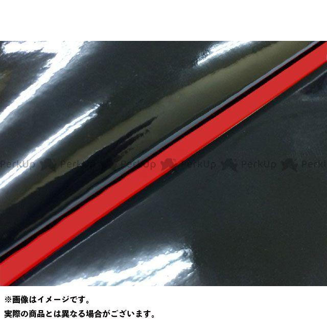 グロンドマン W650 W650(99年 EJ650A1/C1) 国産シートカバー 張替 エナメルブラック ライン:- 仕様:赤パイピング Grondement