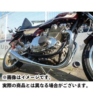 マッドスター GSX400E S-520 GSX400Eザリ/GSX400E刀ゴキ用 O-VING メッキver. MADSTAR