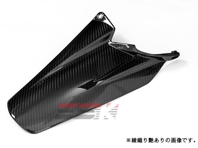SSK ムルティストラーダ1200 フェンダー リアフェンダー ドライカーボン 平織り艶あり