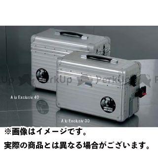 ヘプコ ベッカー チープ HEPCO BECKER ツーリング用ボックス ツーリング用品 30 サイドケース 有名な EXCLUSIV 無料雑誌付き タイプ:右側