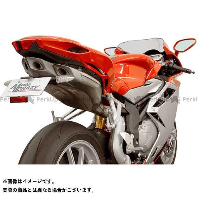 モトクレイジー F4 ステンレス製フェンダーレスキット F4(Y13-15) MotoCRAZY