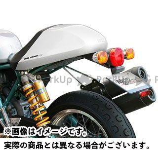 モトクレイジー GT1000 ポールスマート1000LE スポーツ1000 フェンダーレスキット スポクラ用 MotoCRAZY