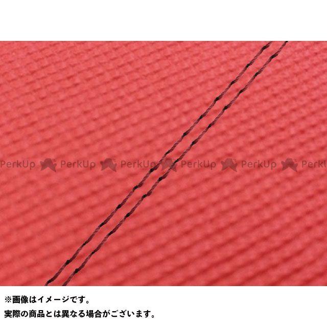 【エントリーで最大P23倍】グロンドマン W650 W650(99年 EJ650A1/C1) 国産シートカバー 張替 スベラーヌレッド ライン:- 仕様:赤ダブルステッチ Grondement