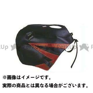 バグスター ZZR1100 タンクカバー カラー:(90-92)ブラック/レッド BAGSTER