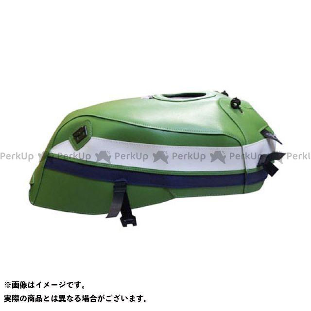 バグスター ZRX1100 ZRX1200R ZRX1200S タンクカバー カラー:(05)グリーン/ブルー/ホワイト BAGSTER
