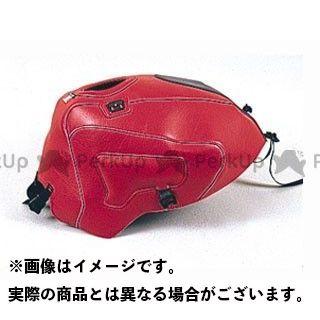 バグスター ST2 ST3 ST4 タンクカバー カラー:(98-03)レッド/ガンメタ BAGSTER