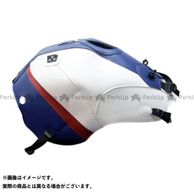 バグスター R1100S タンクカバー カラー:(04-05)ブルー/ホワイト/レッド BAGSTER