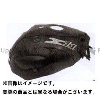 バグスター エックスイレブン タンクカバー (00-03)ブラック BAGSTER