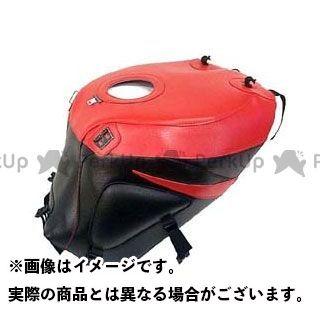 バグスター GSX-R1000 GSX-R750 タンクカバー カラー:(01-02)レッド/ブラック BAGSTER