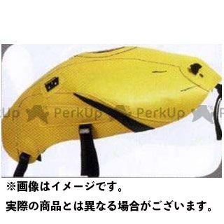 バグスター FZS1000フェザー タンクカバー カラー:(03)イエロー/ブラック BAGSTER
