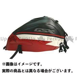 バグスター GSX1400 タンクカバー カラー:(05)ブラック/レッド/ホワイト BAGSTER
