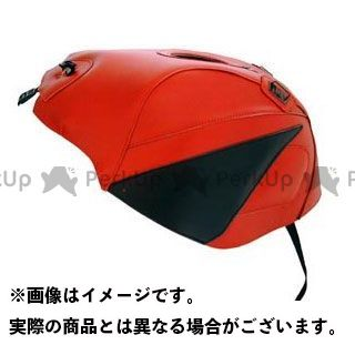 バグスター CBR900RRファイヤーブレード CBR954RRファイヤーブレード タンクカバー (02)レッド/ブラック BAGSTER