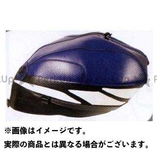 バグスター XJR1300 タンクカバー カラー:(03)ブルー/ブラック/ホワイト BAGSTER