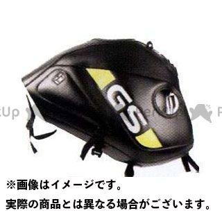 バグスター R1150GSアドベンチャー タンクカバー (03-05)ブラック/イエロー BAGSTER