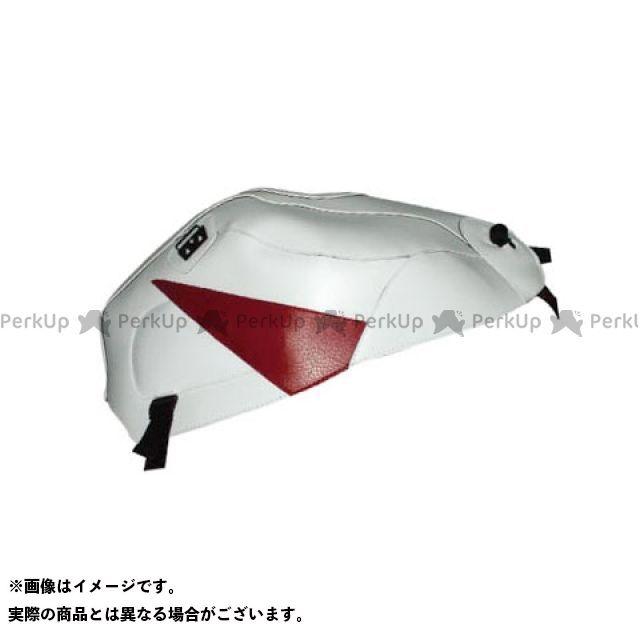 バグスター CBF1000 CBR1000RRファイヤーブレード タンクカバー カラー:(04)ホワイト/レッド BAGSTER