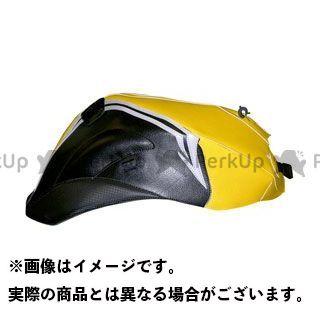 バグスター FZ1(FZ1-N) タンクカバー カラー:(08-10)イエロー/ブラック BAGSTER