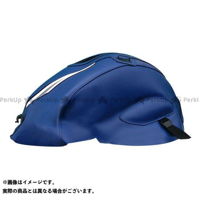 バグスター GSX-R1000 タンクカバー カラー:(07-08)ブルー/グレー/ホワイト BAGSTER