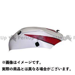 バグスター CBR600RR タンクカバー カラー:(07-10)ホワイト/レッド BAGSTER