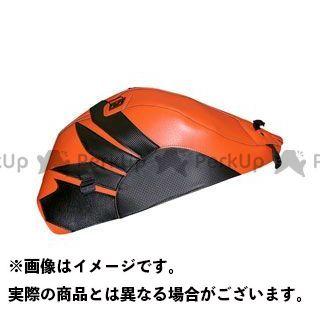 バグスター CBR1000RRファイヤーブレード タンクカバー カラー:(08-10)レプソル/オレンジ BAGSTER