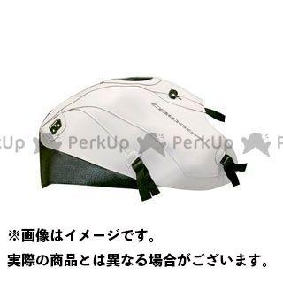 バグスター CB1000R タンクカバー カラー:(08-10)ホワイト/ブラック BAGSTER