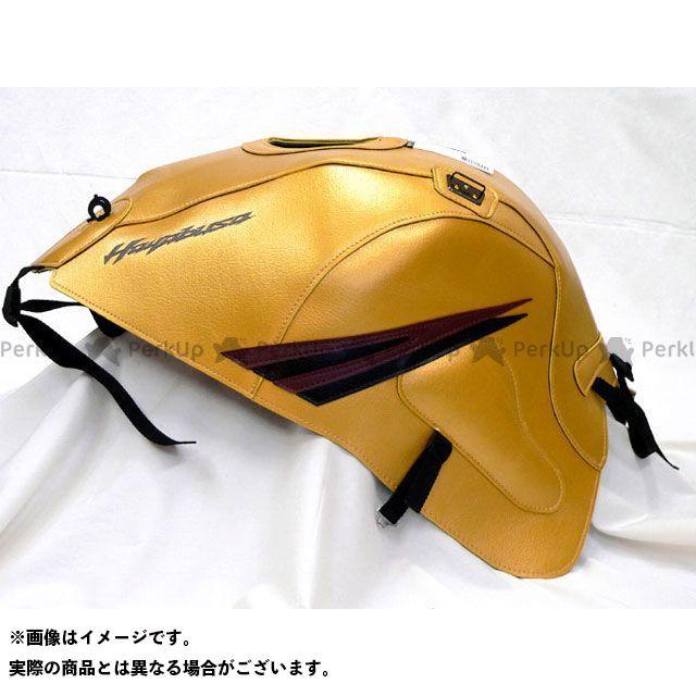 バグスター 隼 ハヤブサ タンクカバー カラー:(08-10)イエロー/レッド/ブラック BAGSTER