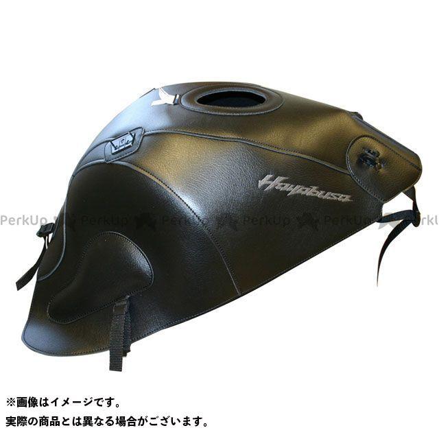 バグスター 隼 ハヤブサ タンクカバー カラー:(08-15)ブラック BAGSTER