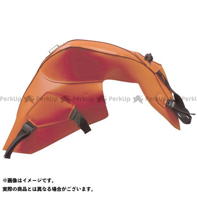 バグスター F800R タンクカバー カラー:(09-11)オレンジ BAGSTER