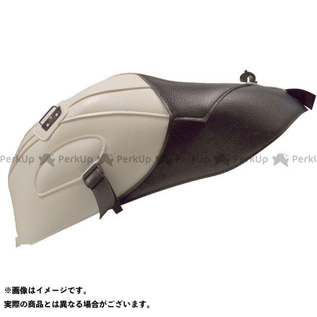 バグスター S1000RR タンクカバー カラー:(10-11)ホワイト/カーボン BAGSTER