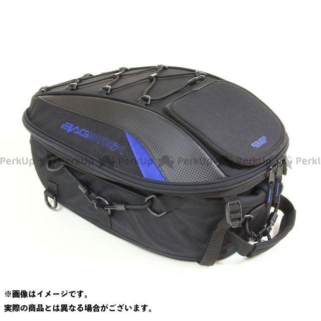メーカー在庫あり バグスター BAGSTER シートバッグ SPIDER 15-23L ブラック/ブルー