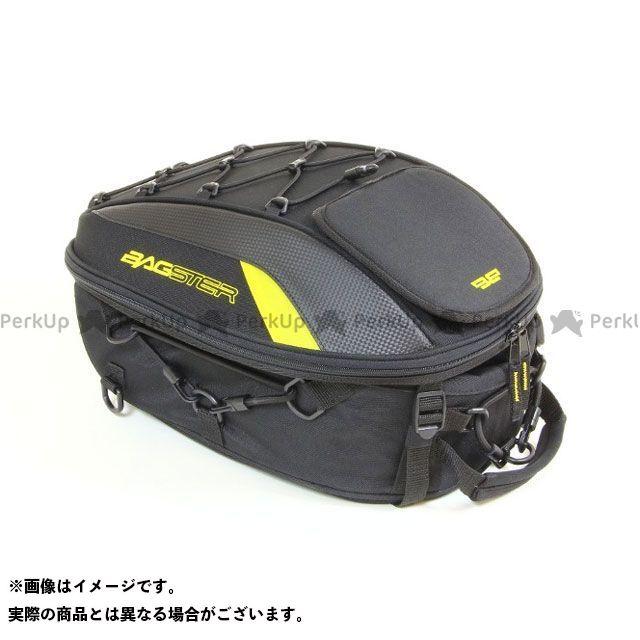 バグスター BAGSTER シートバッグ SPIDER 15-23L ブラック/イエロー