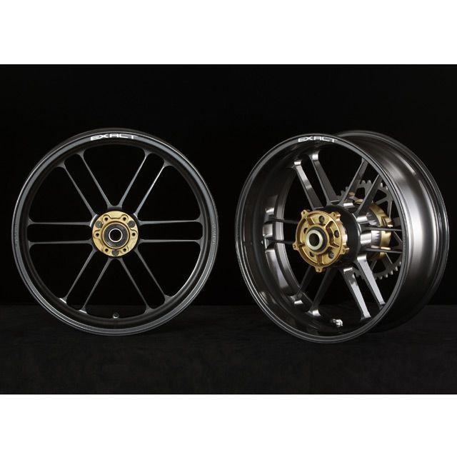 アドバンテージ 900SL モンスター900 スーパースポーツ900 ホイール本体 ADVANTAGE EXACT フル鍛造マグネシウムホイール 350/550-17 ガンメタ