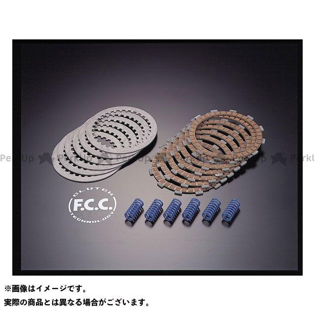 アドバンテージ ニンジャZX-7RR FCC トラクション コントロール クラッチキット Type-A