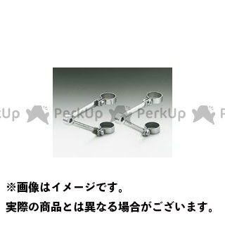 送料無料 ペイントンプレイス テンプター400 電装ステー・カバー類 オークランドタイプ・ステンレスライトステー