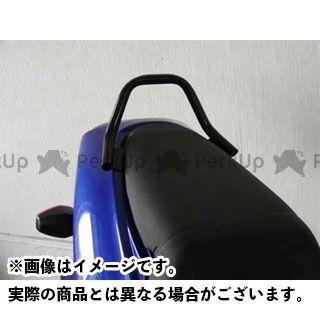 レンテック ファイアーストーム タンデム用品 グラブレール(ブラック)