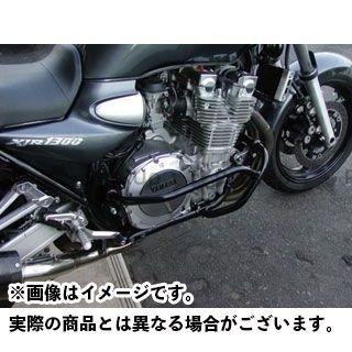レンテック XJR1200 XJR1300 エンジンガード エンジンガード(ブラック)