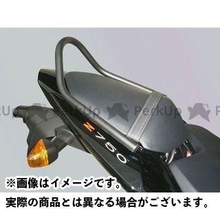 レンテック Z1000 Z750 グラブレール(ブラック)