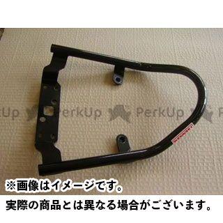 レンテック GSX-R1000 タンデム用品 グラブレール(ブラック)