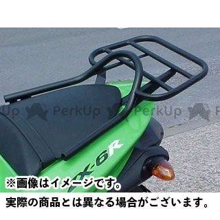 レンテック ニンジャZX-6RR キャリア・サポート スポーツキャリア(ブラック)