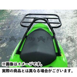 レンテック Z1000 Z750 キャリア・サポート スポーツキャリア(ブラック)