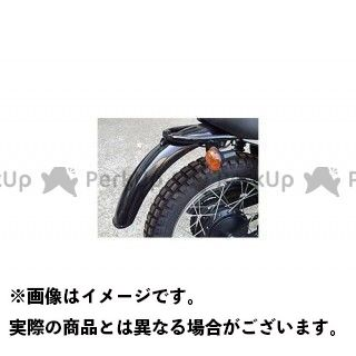 オスカー 250TR リアフェンダーロング カラー:白ゲル OSCAR