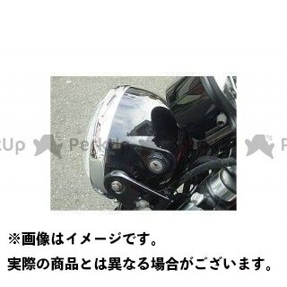 オスカー 250TR テール関連パーツ キーライトケース 黒ゲル
