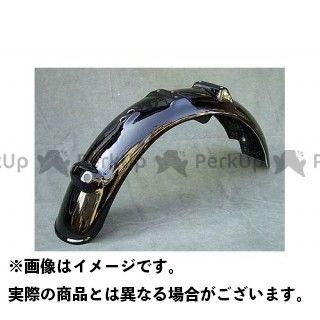 オスカー W400 W650 リアフェンダータイプB 黒ゲル 仕様:- OSCAR